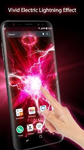 Electric Screen for Prank Live Wallpaper &Launcher App Download For Android 2