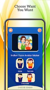 Download Indian Face Avatar Maker For PC Windows and Mac apk screenshot 1