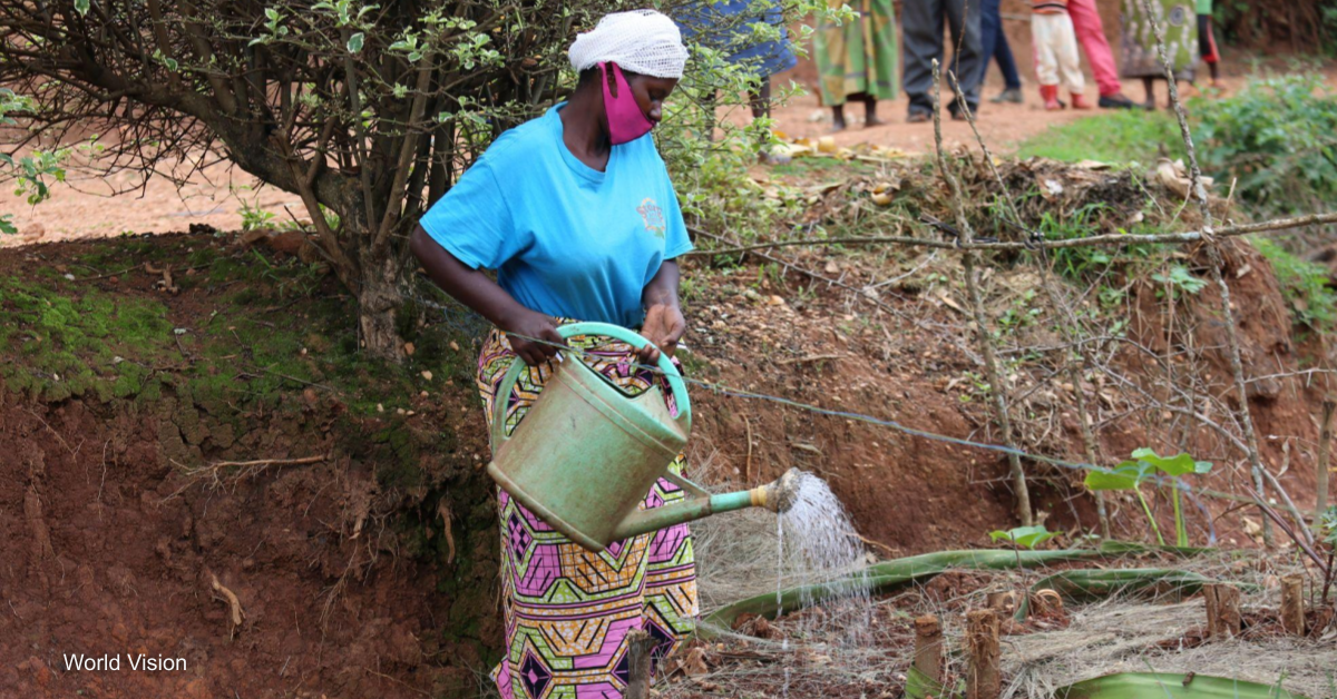 A window on inclusive community WASH projects