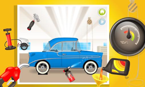 Mechanic Max – Kids Game 3