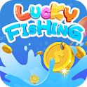 Lucky Fishing – Go and happy fishing icon