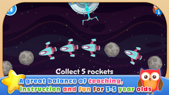EduGuru Maths Kids 3–5 Free- screenshot thumbnail