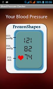Blood Pressure Checker Prank screenshot 15