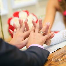 Wedding photographer Elena Khokhlova (Hohlova). Photo of 21.10.2012