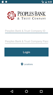 Peoples Bank & Trust Company - náhled