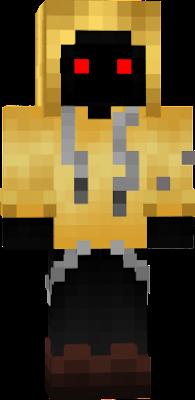 un jugador de minecraft