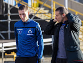 Timmy Simons zal de U16 van Club Brugge trainen