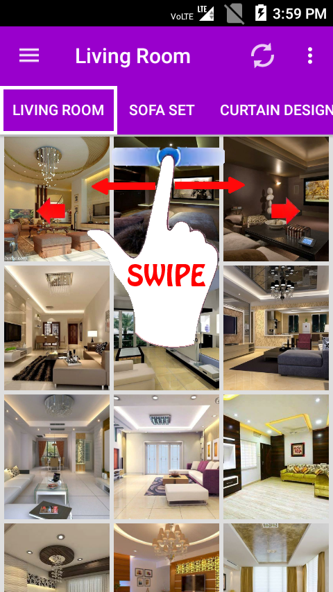 Living Room Interior Design - Android Apps on Google Play