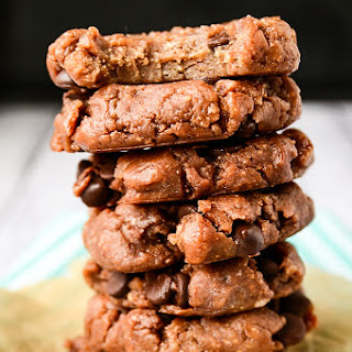 Vegan Chocolate Chip Freezer Cookies | Nut-Free, Gluten-Free, No-Bake