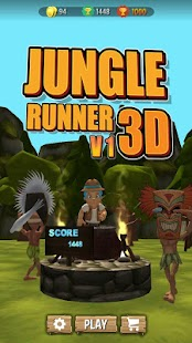 Jungle Runner 3D - náhled