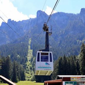 ドイツ・フュッセンからの日帰りにおすすめ!雄大なアルプスが一望できるテーゲルベルク山