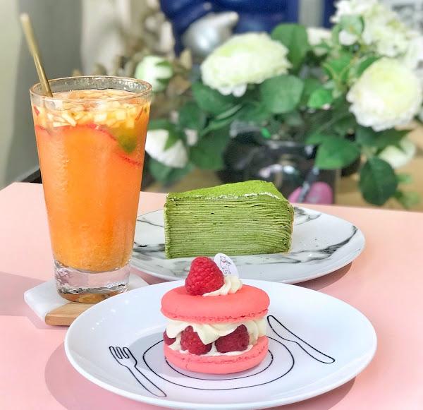 嚐夢甜點 HiddenDream | 悠閒午後來個甜點吧~ 推薦的桃園美食