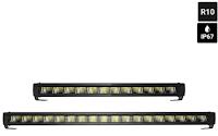 "Slim ARBETSBELYSNING LEDRAMP RAK 15""/22"""