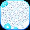 Cool clavier bleu
