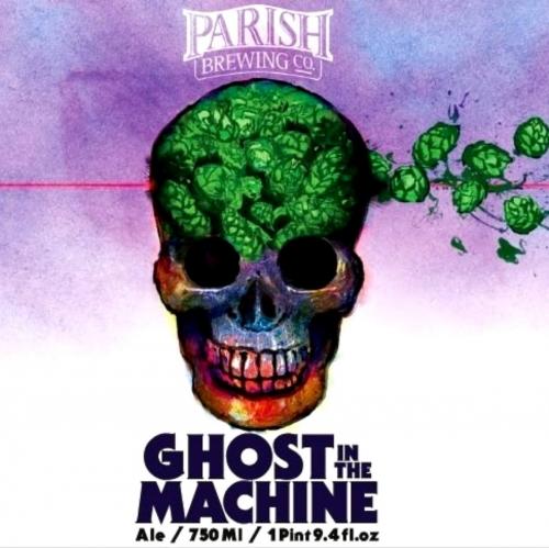 Logo of Parish Ghost In The Machine