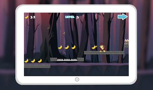 Monkey Jungle Run Dash screenshot 3