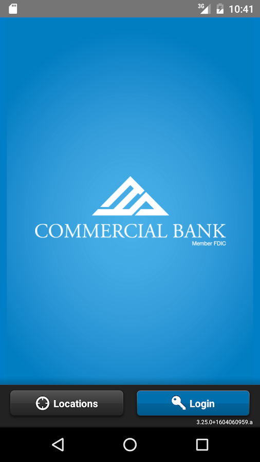 Commercial Bank for Android- screenshot