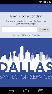Dallas Sanitation Services- screenshot thumbnail