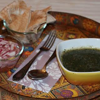 Egyptian Molokheya – The Soup of Jute.