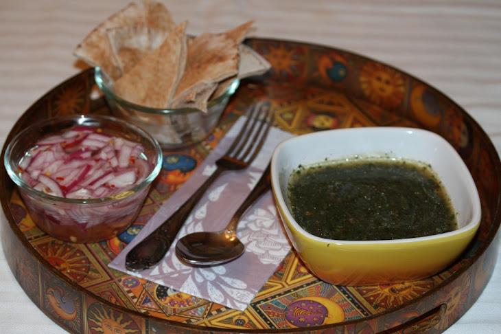 Egyptian Molokheya – the Soup of Jute Recipe