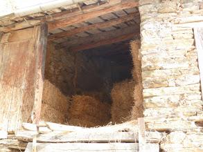 Photo: arriba el pajar