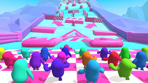 Fall Guys Game knockout Walkthrough screenshot 2