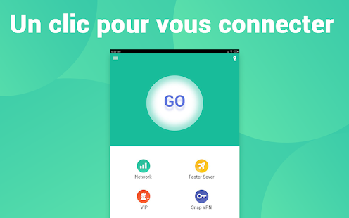 Free VPN & security unblock Proxy -Snap Master VPN Capture d'écran