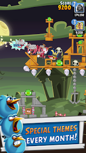 Angry Birds Friends - náhled
