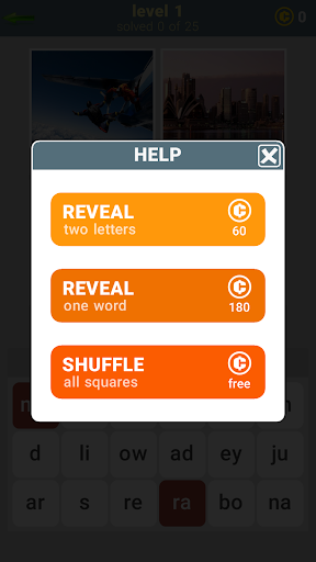 600 words of riddles 1.0.2 Cheat screenshots 2