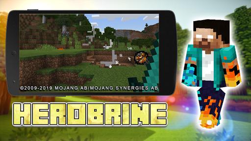 Mod Herobrine Craft [Horror] filehippodl screenshot 2