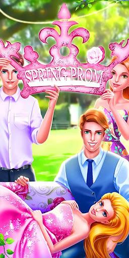 Spring Prom BFF Makeover Salon