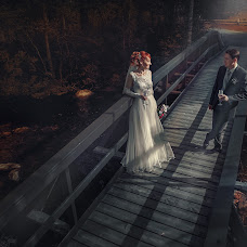 Wedding photographer Vadim Leontev (paintfort). Photo of 30.09.2017