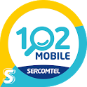 102 Mobile Sercomtel icon