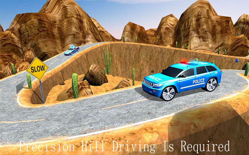 San Andreas Hill Police screenshot 15