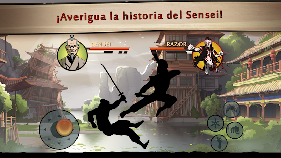Shadow Fight 2 Special Edition Screenshot