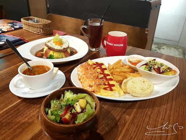 漾漾好時餐廳Goodtimes-基隆店  空間舒暢義式料理~親子餐廳好選擇~假日來手作PIZZA/鬆餅吧!