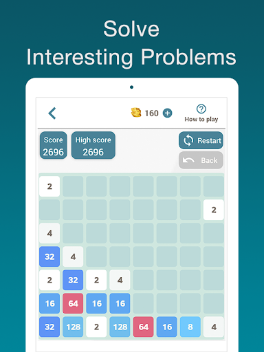 Math Exercises for the brain, Math Riddles, Puzzle android2mod screenshots 16