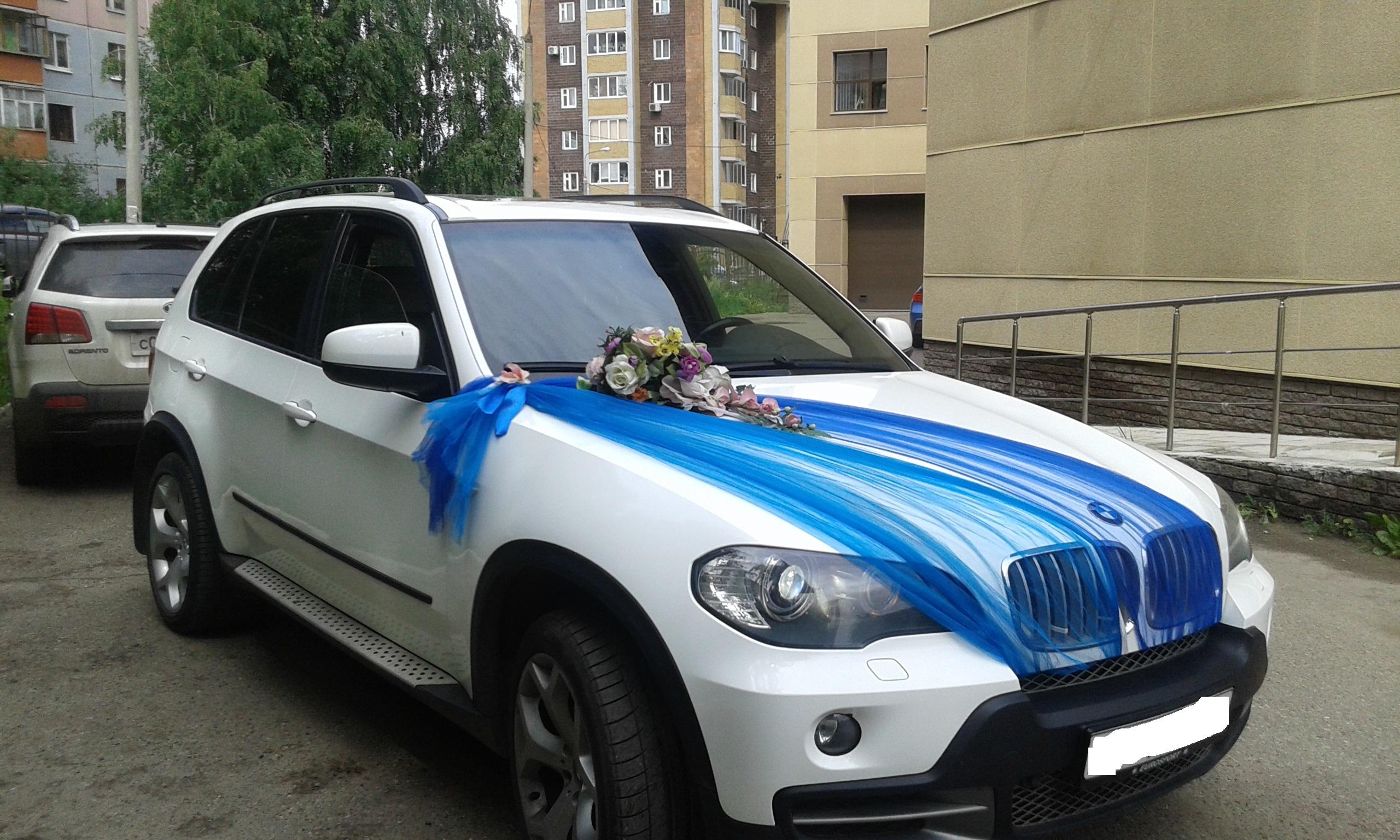 БМВ х5 (R20) в Казани