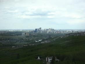 Photo: Calgary, iş merkezi