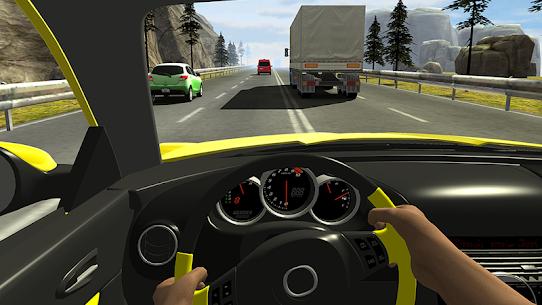 Racing in Car 2 1.2 Mod (Unlimited Money) Apk Download 5