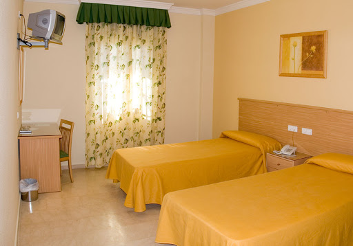 Habitaciones camas individuales