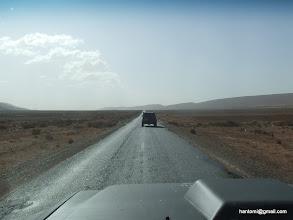 Photo: Marokkói utakon