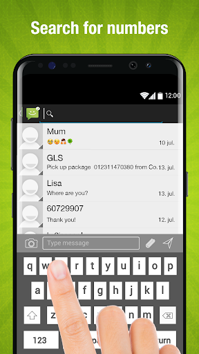 CallerID & SMS from Android 4.4 screenshot 4