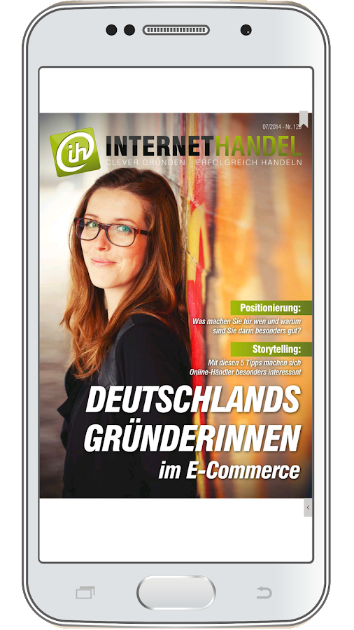 Internethandel- screenshot