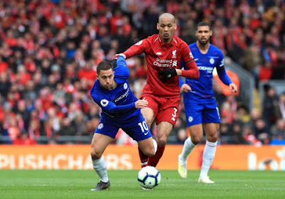 🎥 Mohamed Salah vs Eden Hazard : l'une des deux stars a pris le dessus sur l'autre