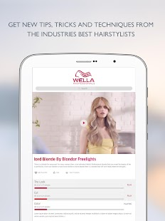 Wella Professionals- screenshot thumbnail