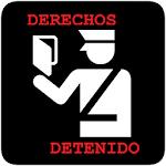 Derechos detenido Icon