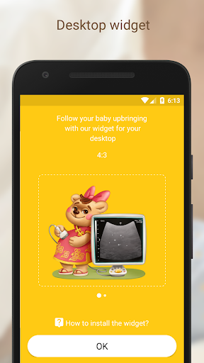 Week by Week Pregnancy App. Contraction timer for PC