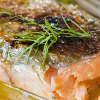 "Sous Vide ""Smoked"" Salmon Recipe"
