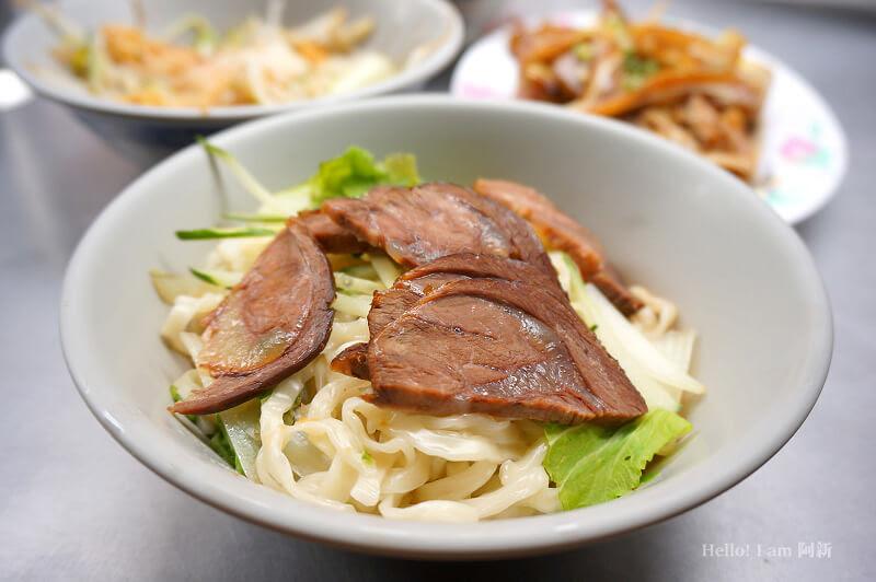 王印製麵,一中街美食小吃-6